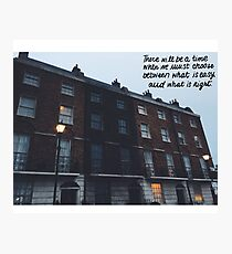 the order HQ- right and easy quote Photographic Print
