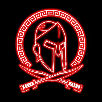 Spartan Logo 3 by InitialSeven