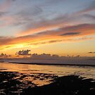 Clevedon Sunset #1 by MagsArt
