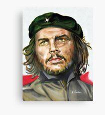 Che Guevara painting poster Canvas Print