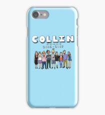 Collin Focus iPhone Case/Skin