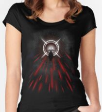 Blades of Absolution Women's Fitted Scoop T-Shirt