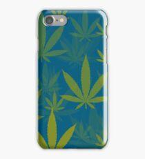 Marijuana Cannabis Weed Pot Indie Colors iPhone Case/Skin