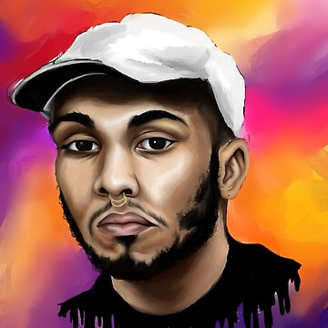 Anderson .Paak by snakeshipsart