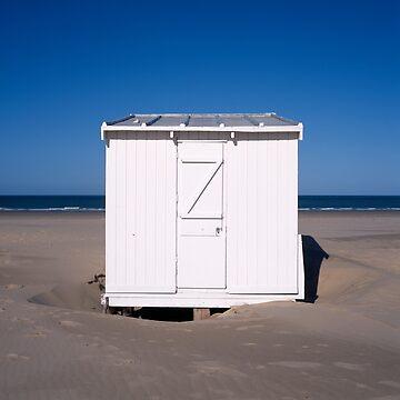 Beach Hut by Kilbracken