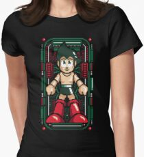 Dr. Tenma's (Super Fighting) Robot… Tobio! Women's Fitted T-Shirt
