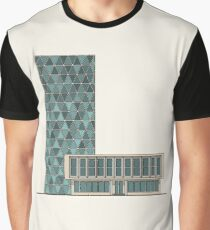Office building Graphic T-Shirt