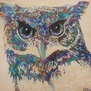 Barn Owl by Alinton12