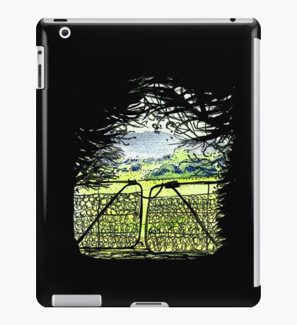 Gates iPad Case/Skin