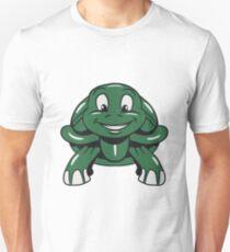 turtle funny cute Unisex T-Shirt