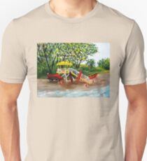 Maui Guard Tower...................... Unisex T-Shirt