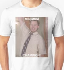 Minimum Champion! Unisex T-Shirt