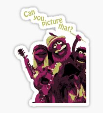 Can You Picture That?  Sticker