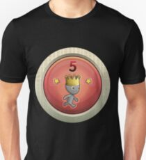 Glitch Achievement order of the butterfly passant Unisex T-Shirt