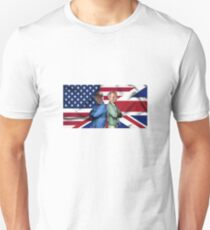 Nigel Farage & Donald Trump Unisex T-Shirt