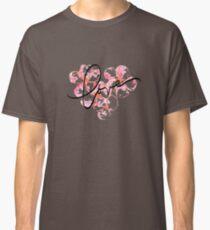 Plumeria Love Classic T-Shirt