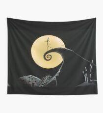 Nightmare Moon Wall Tapestry