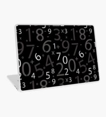 Numerology Laptop Skin