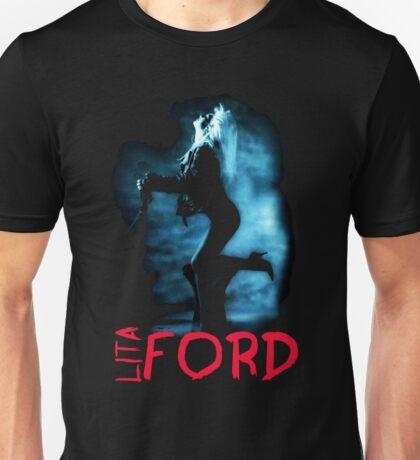 LITA FORD Unisex T-Shirt