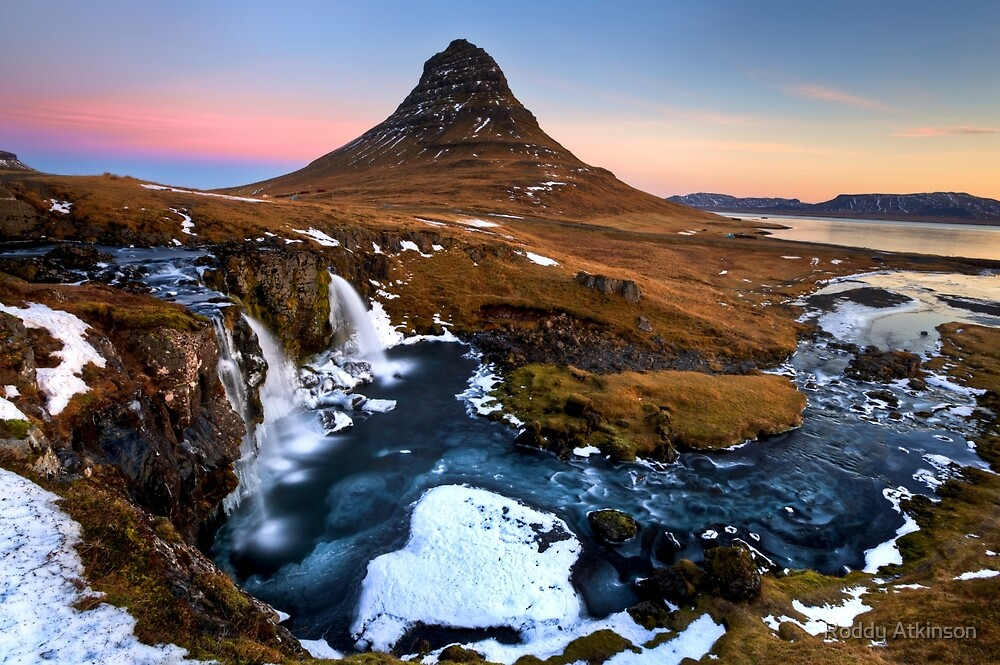Kirkjufell Sunrise by Roddy Atkinson