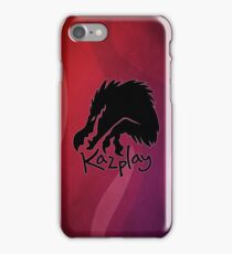 Kazplay Logo iPhone Case/Skin