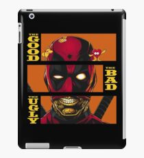 The Good The Bad and The Ugly iPad Case/Skin
