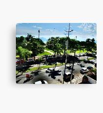 Santos, Brazil Canvas Print