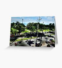 Santos, Brazil Greeting Card