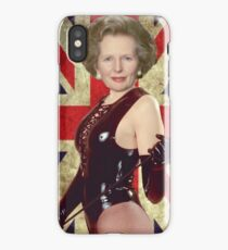 Margaret Thatcher iPhone Case