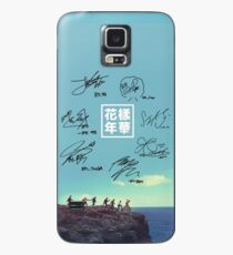 BTS  Bangtan Boy Case/Skin for Samsung Galaxy
