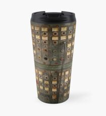 Steampunk - Phones - The old switch board Travel Mug