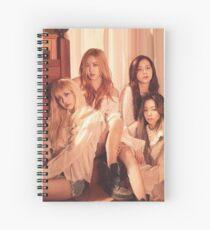 BLACKPINK --- 블랙핑크BLΛƆKPIИK Spiral Notebook
