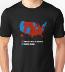 Funny T-Shirt: RED USA Election 2016 T Shirt Vote Trump Tee T-Shirt