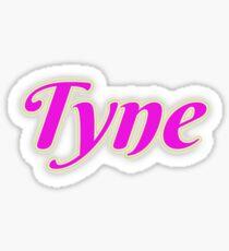 Tyne Sticker