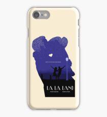La La Land Poster Print iPhone Case/Skin
