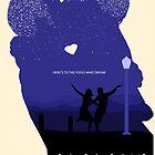 La La Land Poster Print by kulascapes