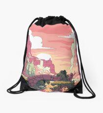 Bounty - The Troll Toll Bridge Drawstring Bag