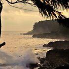 Sunrise in Pahoa by Randy Richards