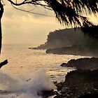 Sunrise in Pahoa by Ran Richards