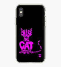 Chase the Cat - Cloud Nine (Pink) iPhone Case