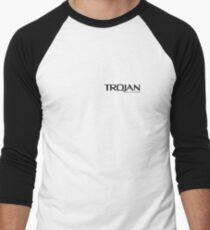 Trojan Condoms Men's Baseball ¾ T-Shirt