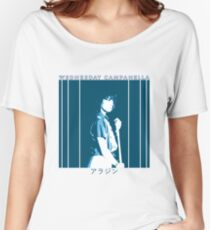 Wednesday Campanella - Aladdin Women's Relaxed Fit T-Shirt