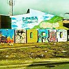 Graffiti in my town. by ALEJANDRA TRIANA MUÑOZ