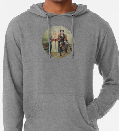 The Enchanted Forest Lightweight Hoodie