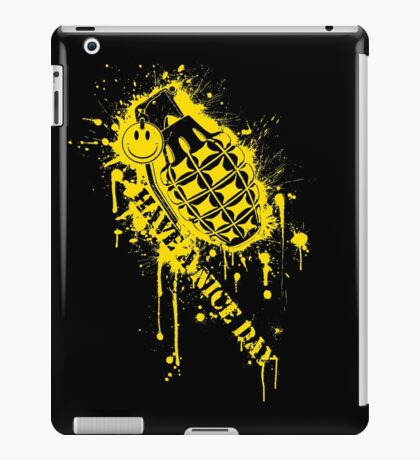 Have a Nice Day iPad Case/Skin