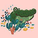 Vintage Croc by fluffymafi