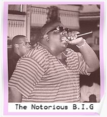 The Notorious B.I.G Poster