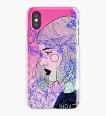 IMPATIENT iPhone Case/Skin