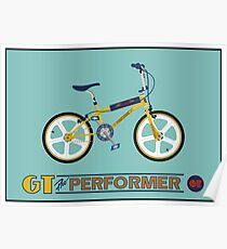 GT Pro Performer Poster