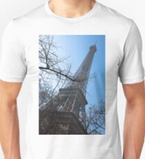The Eiffel tower in Paris T-Shirt